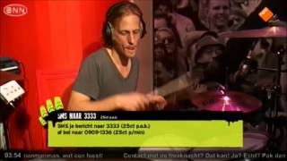 Shaking Godspeed – Life On Planet Earth live @ 3FM