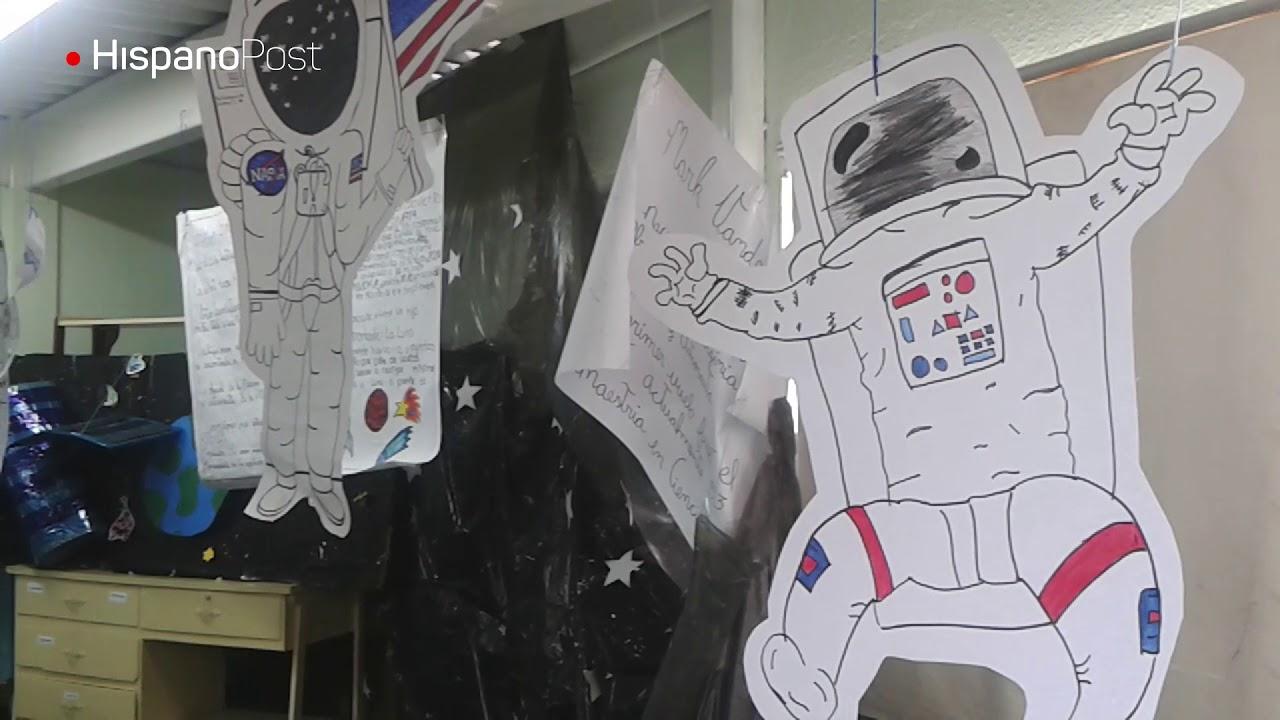 Astronautas hacen contacto con niños de los andes venezolanos