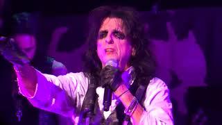 Alice Cooper - Only Women Bleed live @ Lyon 2017