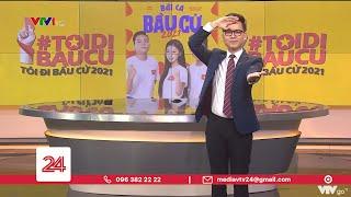 """Vũ điệu đi bầu: Đưa """"bầu cử"""" đến gần hơn với giới trẻ   VTV24"""