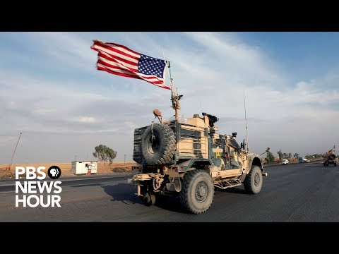 WATCH: State Department officials testify on U.S. troop withdrawal from northeastern Syria