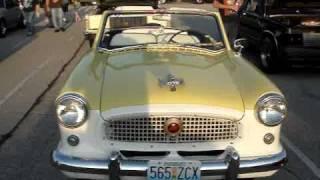 AMERICAN ECONOMY CAR IMPORT,  THE NASH METROPOLITAN