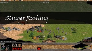 Age of Empires Tutorial - Getting to the bronze age in under 15