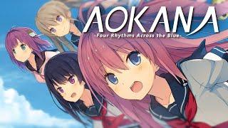 videó Aokana: Four Rhythm Across the Blue