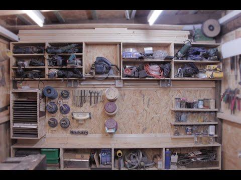 Werkstatt-Regal bauen [TEIL 3]
