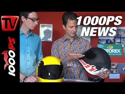 1000PS News - Motorradbekleidung und Zubehör Insidertipps