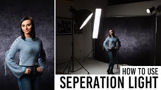 PHOTOGRAPHY BASICS | How to use Separation Light - MARK CLEGHORN