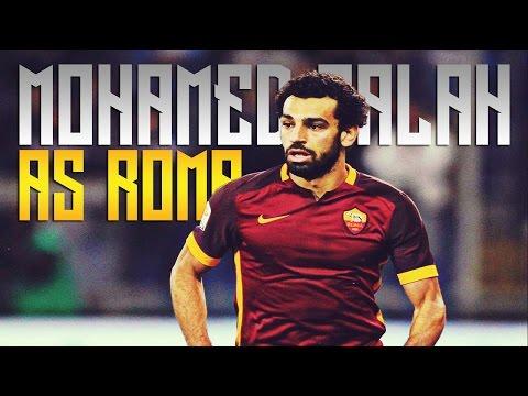 Mohamed Salah - Crazy Dribbles, Runs, Skills & Goals - AS Roma 2015/16