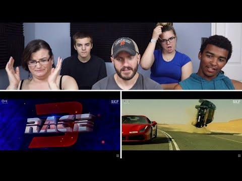 Race 3 | Official Trailer REACTION! | Salman Khan | Remo D'Souza