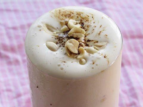 Video Sharjah Shake Recipe - How To Make Sharjah Milkshake - Indian Banana Milk Shake Recipe | Nisa Homey