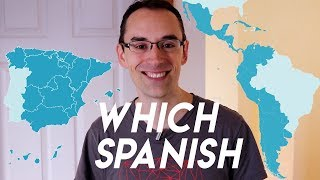 Should I learn Spanish from Spain or from Latin America? - Advanced Speaking Practice #11
