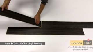 preview picture of video 'Golden Elite Eco Plus Click Vinyl Flooring EN'