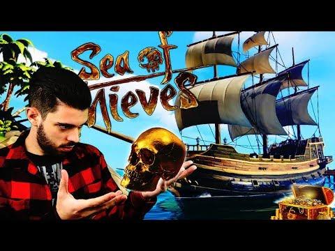 BEST OF - Sea Of Thieves ! Un Bateau qui disparait et un Trésor qui coule