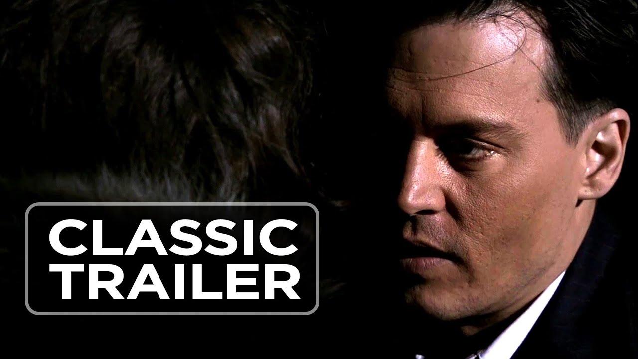 >Public Enemies Official Trailer #1 - Johnny Depp Movie (2009) HD