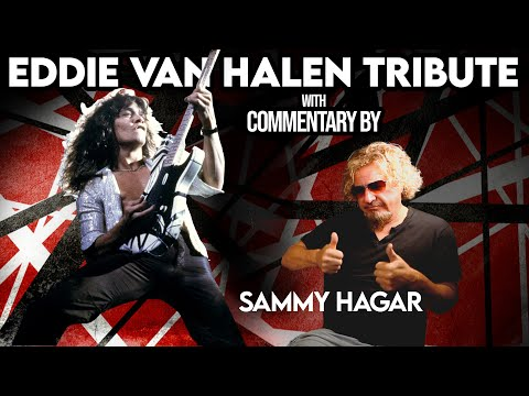 Eddie Van Halen Tribute: 5 Best Songs of Both Eras Feat. Sammy Hagar | Pop Fix | Professor of Rock
