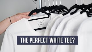 Whats The Best White T-Shirt For You? | H&M, Uniqlo, COS, Urban Outfitters?