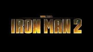 Iron Man 2 game movie
