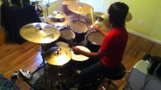 Avenged sevenfold-shattered by broken dreams(drum cover)