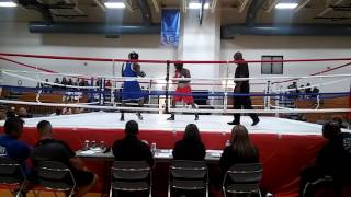 Arthur Johnson Boxing Invitational...6-11-2016