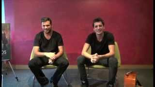 2CELLOS - Funniest moments 3