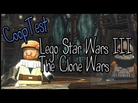 Vidéo LEGO Jeux vidéo MACSWTCW : Lego Star Wars III: the Clone Wars MAC
