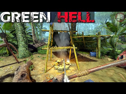 Rough Day In The Jungle | Green Hell Gameplay | S4 EP88