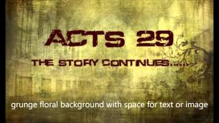 Acts 29   Missionary Dater
