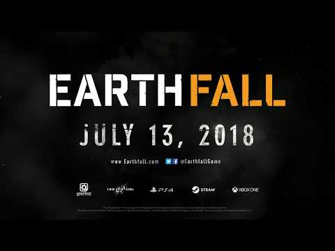 Earthfall: Release Date Announcement Trailer thumbnail