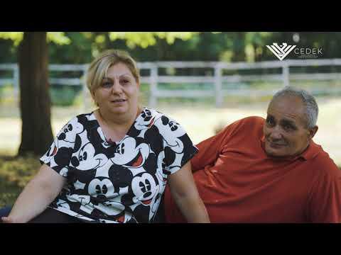 CEDEK Szeretetszolgálat nevelőszülői – Éva és Józsi
