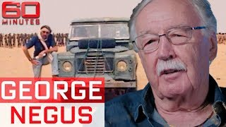 Iconic TV reporter on life on the road | 60 Minutes Australia