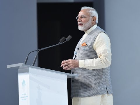 PM Modi's speech at the inauguration of World Government Summit in UAE