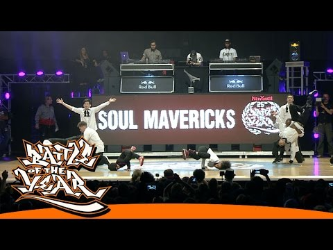 INTERNATIONAL BOTY 2014 – SOUL MAVERICKS (UK) – SHOWCASE [BOTY TV]