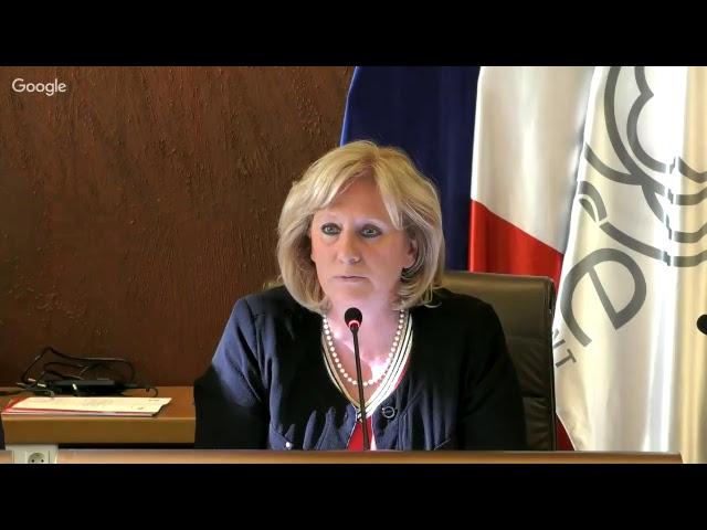 Séance publique de l'Assemblée départementale du lundi 25 février 2019
