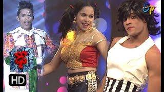 Dhee 10 |  7th  March 2018| Full Episode | ETV Telugu