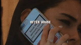 After House  | C.r.o Ft Cazzu ♡, Letra