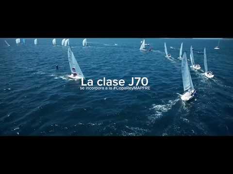 La clase J70 se une a la Copa