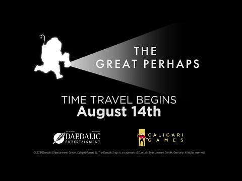 The Great Perhaps - Teaser Trailer thumbnail