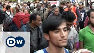 München ein Jahr nach der Massenankunft   DW Nachrichten