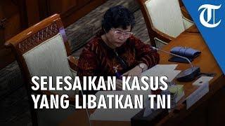 Uji Kelayakan, Capim KPK Lili Pintauli: KPK Selesaikan Kasus yang Melibatkan TNI