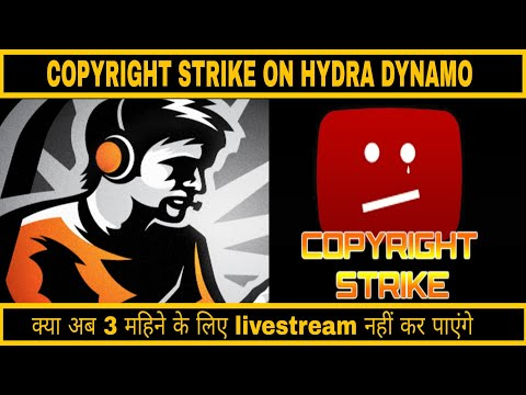 DYNAMO YOUTUBE LIVE STREAM BAN DYNAMO GOT 2 COMMUNITY GUIDELINE
