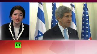 Керри извинился за высказывание о режиме апартеида в Израиле
