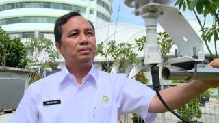 Petugas BMKG Memiliki Peranan Penting Dalam Menentukan Prakiraan Cuaca NET5
