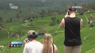 Wisatawan Menurun Sejak Status Awas Gunung Agung Bali
