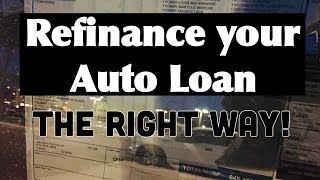 How To Refinance A Car Loan With A Credit Union? And avoid common costly mistakes!