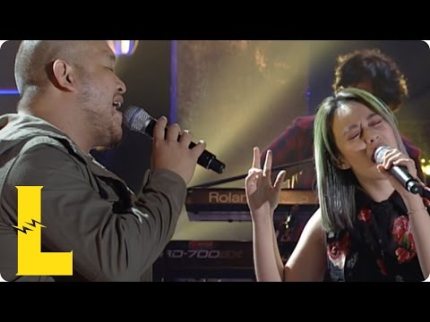QUEST with REESE LANSANGAN - Paborito (MYX Live! Performance)