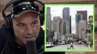 Joe Rogan Reacts to LA Shutdown, Latest Coronavirus News