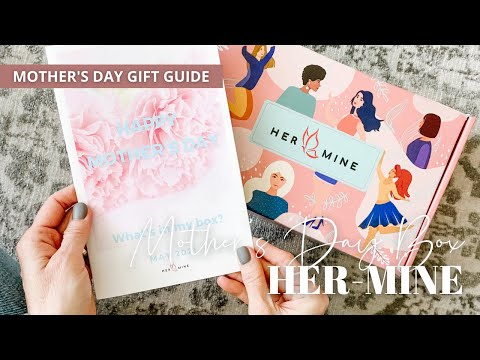 Mother's Day Gift Guide 2021: HER-MINE
