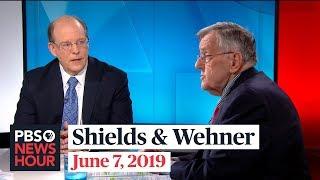 Shields and Wehner on Trump's tariff threat, Biden's abortion rule reversal