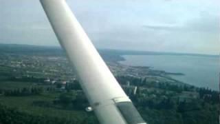 Flight over lake Garda -part 3-