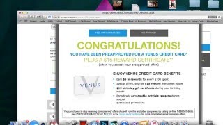 Shopping Cart Trick--- Venus.com!!